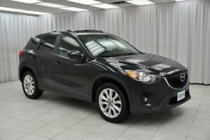 2013 Mazda CX-5 2.0L SKYACTIV AWD SUV w/ BLUETOOTH, HEATED LEATH
