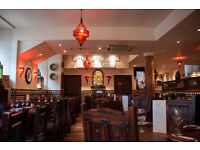 Chef de Partie required for Cafe Andaluz West End