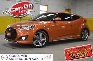 2013 Hyundai Veloster Turbo Tiptronic NAV Leather