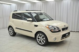 2012 Kia Soul 4u 5DR HATCH w/ Heated Seats, Sunroof, Roof Rack,