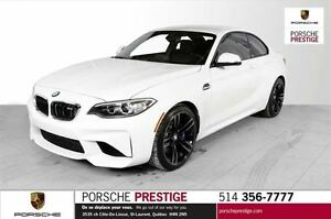 2017 BMW M2 Coupe This is a like new only 1250 km very rare ad