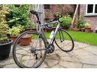 Canyon Endurace CF9.0 Road Bike, Size 56, Carbon, Full Ultegra, DT Swiss Wheels