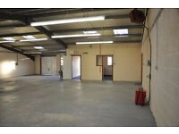 2400 sq ft industrial Unit close to Ely!
