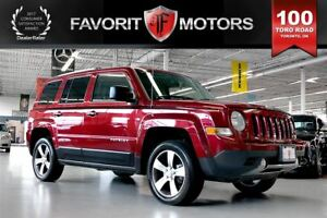 2016 Jeep Patriot High Altitude AWD | LTHR | NAV | BACK-UP CAMER