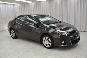2014 Toyota Corolla SPORT SEDAN w/ BLUETOOTH, HEATED SEATS, BACK