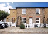 Semi-Detached Cottage - Newly Refurbished - Two Double Bedrooms - Private Garden - Available Now