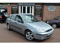 FORD FOCUS 1.8 EDGE TDCI 5d 115 BHP COMES WITH 12 MONTH MOT (silver) 2004