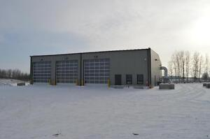 Nisku Industrial Shop with Office for Lease