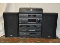 JVC multi function Stereo Unit