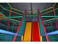 full size kids play - 3000 square feet +