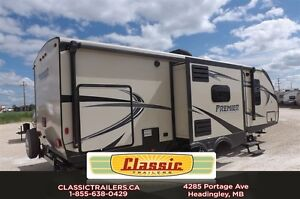 2017 Premier 26RBPR Perfect couples trailer for the cople lookin