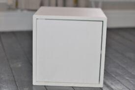 Ikea White Eket Cabinet With Door 35 x 35 x 35 cm