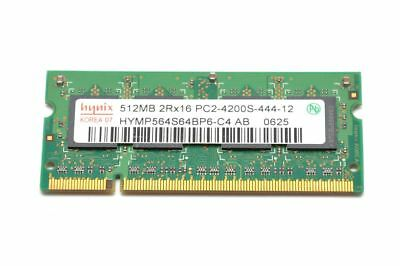 512 MB DDR2 533 Mhz SO-DIMM Notebook Laptop Arbeitspeicher RAM PC2-4200 *ZB-643* - 533 Sodimm 512mb Notebook Speicher