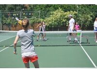 Tennis Coaching - Easter Tennis Camps for Kids (Telford Park - Streatham Hill)