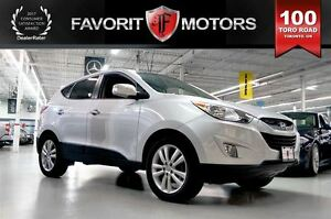 2012 Hyundai Tucson Limited AWD | LTHR | HEATED SEATS | PANORAMI