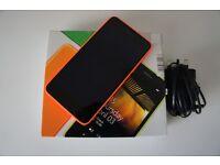 Nokia Lumia 635 - 8GB - Orange UNLOCKED VGC