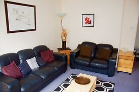 Double room to let in clean and tidy central flat