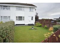 3 bedroom house in a quiet area of Alness . Gas central heating. Front and back gardens , garage