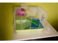 Hamster home Martha Triple, Rodent cage Boxed
