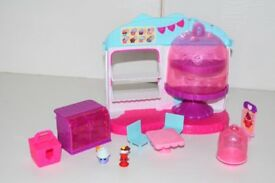 Shopkins Cake Shop Playset