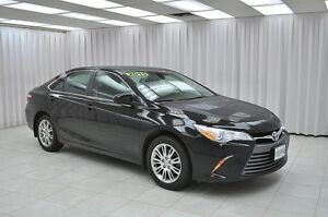 2015 Toyota Camry LE SEDAN w/ BLUETOOTH, A/C, BACKUP CAM AND ALL