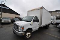 2011 Ford E-450 16 Foot Cube. 5.4 Gas. Rentals Available.