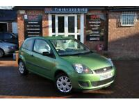 FORD FIESTA 1.2 STYLE 3d 74 BHP COMES WITH SERVICE AND 12 MONT (green) 2006
