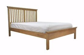 Arundel Oak Ox Bow Bed **Home Delivery Available**