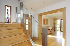Professional wood Floor Installations. 25+ yrs experience. All of N. Ireland covered