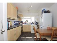 A spacious two double bedroom top floor flat to rent in Kingston. Anglesea House.