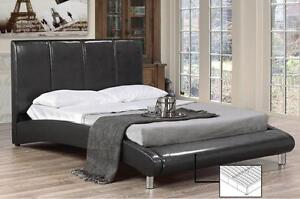 LEATHER BED AT AFFORDABLE PRICE!!(AD 121)