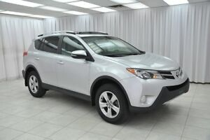 2015 Toyota RAV4 XLE AWD SUV w/ BLUETOOTH, HEATED SEATS, USB/AUX