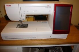 Janome Memory Craft 1400 Sewing machine