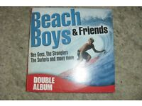BEACH BOYS + FRIENDS DOUBLE ALBUM MUSIC CD