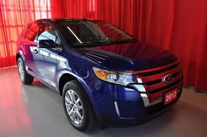 2013 Ford Edge SEL FWD Leather Navigation Sunroof - One Owner