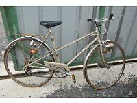 Raleigh Misty Town Bike