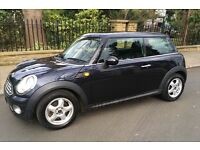 2007 MINI ONE 1.4 ONE OWNER FROM NEW AIR CONDITIONING SERVICE HISTORY CHEAP TO INSURE MINI ONE 1.4