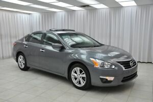 2015 Nissan Altima 2.5SV SEDAN w/ BLUETOOTH, HEATED SEATS, DUAL