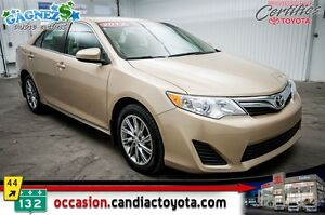 2012 Toyota Camry LE * AUTO * MAGS * NAV * DEMAREUR A DISTANCE *