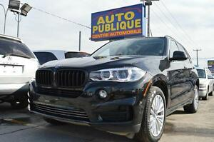 BMW X5 2014 AWD CUIR TOIT PANORAMIQUE