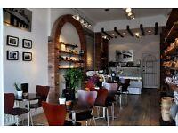 Coffee/take away & Delicatessen shop - lease for sale Bruntsfield area