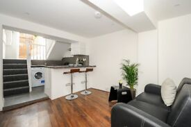 Kentish Town Road - Located in the heart of Camden is a refurbished 1 bedroom split level apartment