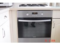 Built in electric cooker & gas hob