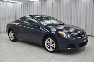 2013 Nissan Altima 2.5S COUPE w/ BLUETOOTH, HEATED LEATHER, BOSE