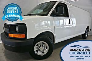 2015 Chevrolet Express 2500 ALLONGÉE*AIR*