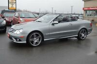 2009 Mercedes-Benz CLK-Class AMG CONVERTIBLE, FULLY LOADED