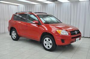 2012 Toyota RAV4 2.5L FWD SUV w/ BLUETOOTH, USB/AUX PORTS, A/C &
