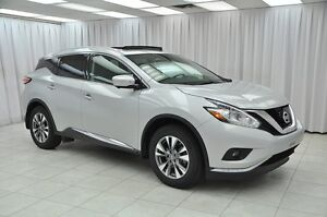 2015 Nissan Murano 3.5SL AWD SUV w/ BLUETOOTH, NAVIGATION, HEATE