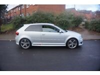Audi S3 quattro black edition 2011 CAT D 62k