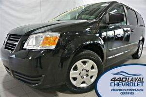 2010 Dodge Grand Caravan **RÉSERVÉ**SE*7 PLACES*AIR*